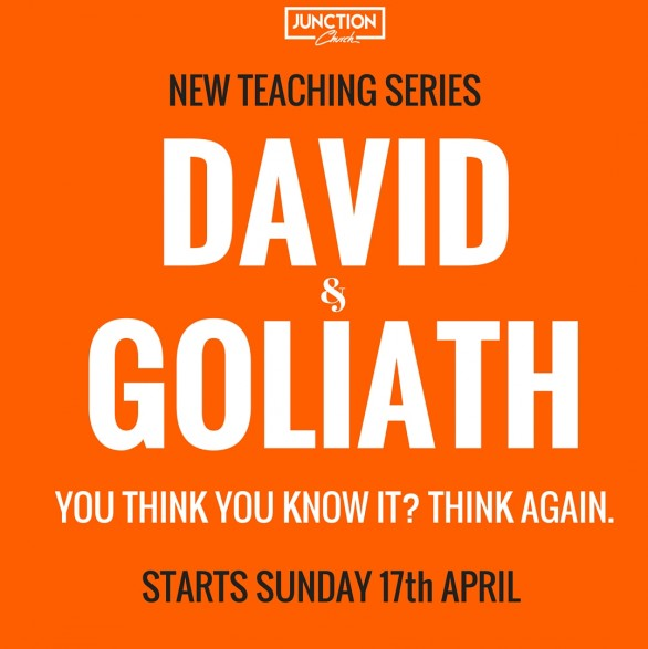 NEW Teaching series with Ps Roy Todd<div> Starts Sunday 17th April