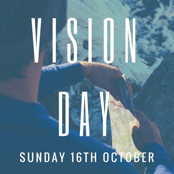 VISION DAY<div>SUNDAY 16TH OCTOBER</div>