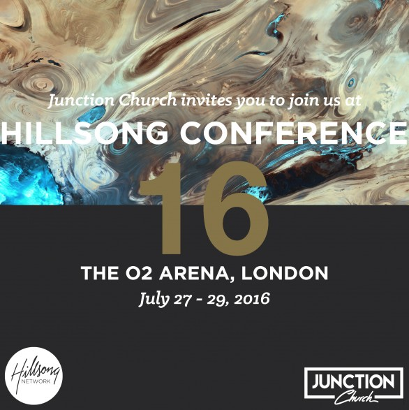 Hillsong Conference<div>27 July - 29 July 2016</div>