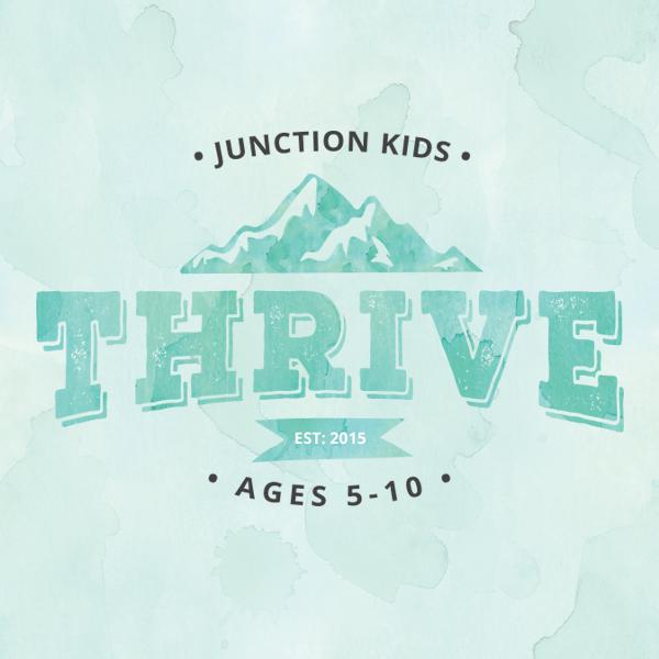 <b>THRIVE</b><div>Age 5-10