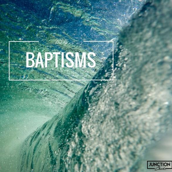 Baptisms<div>May 2016</div>