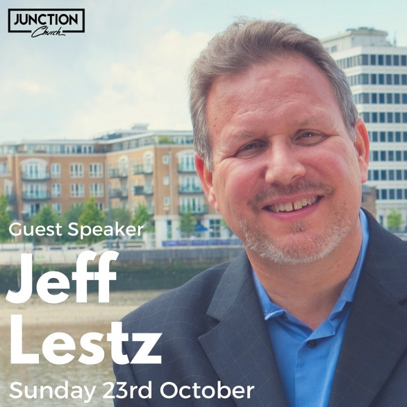 Jeff Lestz <div>Sunday 23rd October</div>
