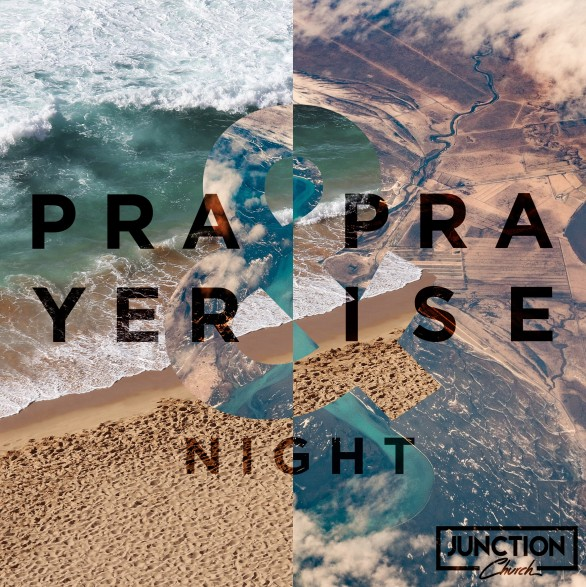 Prayer & Praise Night<div>7:30pm • 2nd February • John Storer House</div>