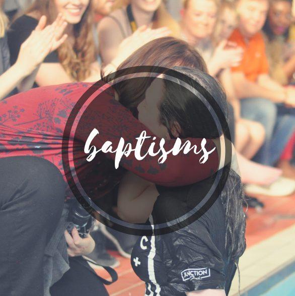 Baptisms<div>November 2016</div>